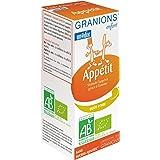 GRANIONS Enfant Appétit Sirop Poire - Bio - 125 ml