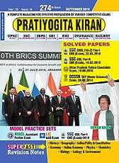 PRATIYOGITA KIRAN SEPTEMBER ISSUE ENGLISH