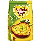 Saffola Masala Oats, Curry & Pepper, 500 gm