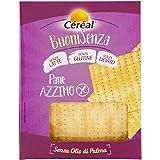 Céréal Buoni Senza Pane Azzimo, Senza Latte, Pane Senza Glutine, Pane Senza Lievito, 2 pocket - 180 g
