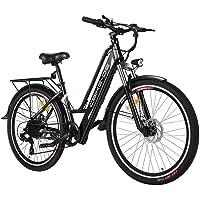 Vivi E-Bike Elektrofahrrad, 26 Zoll 250W Citybike Elektrisches Fahrrad mit 36V 8Ah Lithium-Akku, Professionell 7-Gang…