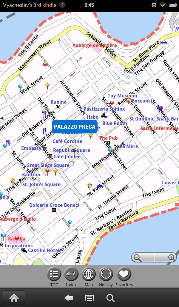 Amazon Malta
