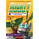 #3 Ricky Ricotta's Mighty Robot Vs. The Voodoo Vultures From Venus
