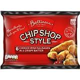 Ballineen Cooked Irish Sausages in Crispy Batter, 240g (Frozen)