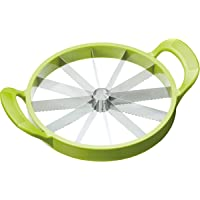 Kitchen Craft Healthy Eating Tagliapasta per Torta al Melone  23 5 cm  Verde  34 4 x 25 5 x 6 5 cm