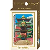 Studio Ghibli Spirited Away Playing Cards Made in Japan