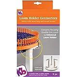 Authentic Knitting Board KB9120 Connecteurs de support pour métier, Plastique