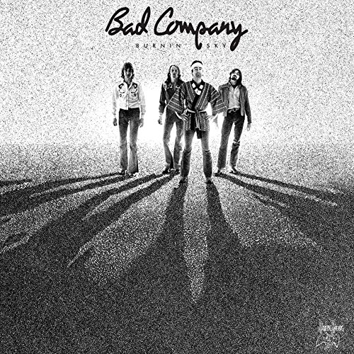 Burnin' Sky (Deluxe) (VINYL) - Bad Company - 2017