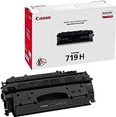Canon 719H Cartuccia laser All-in-one, per stampante i-Sensys, Nero