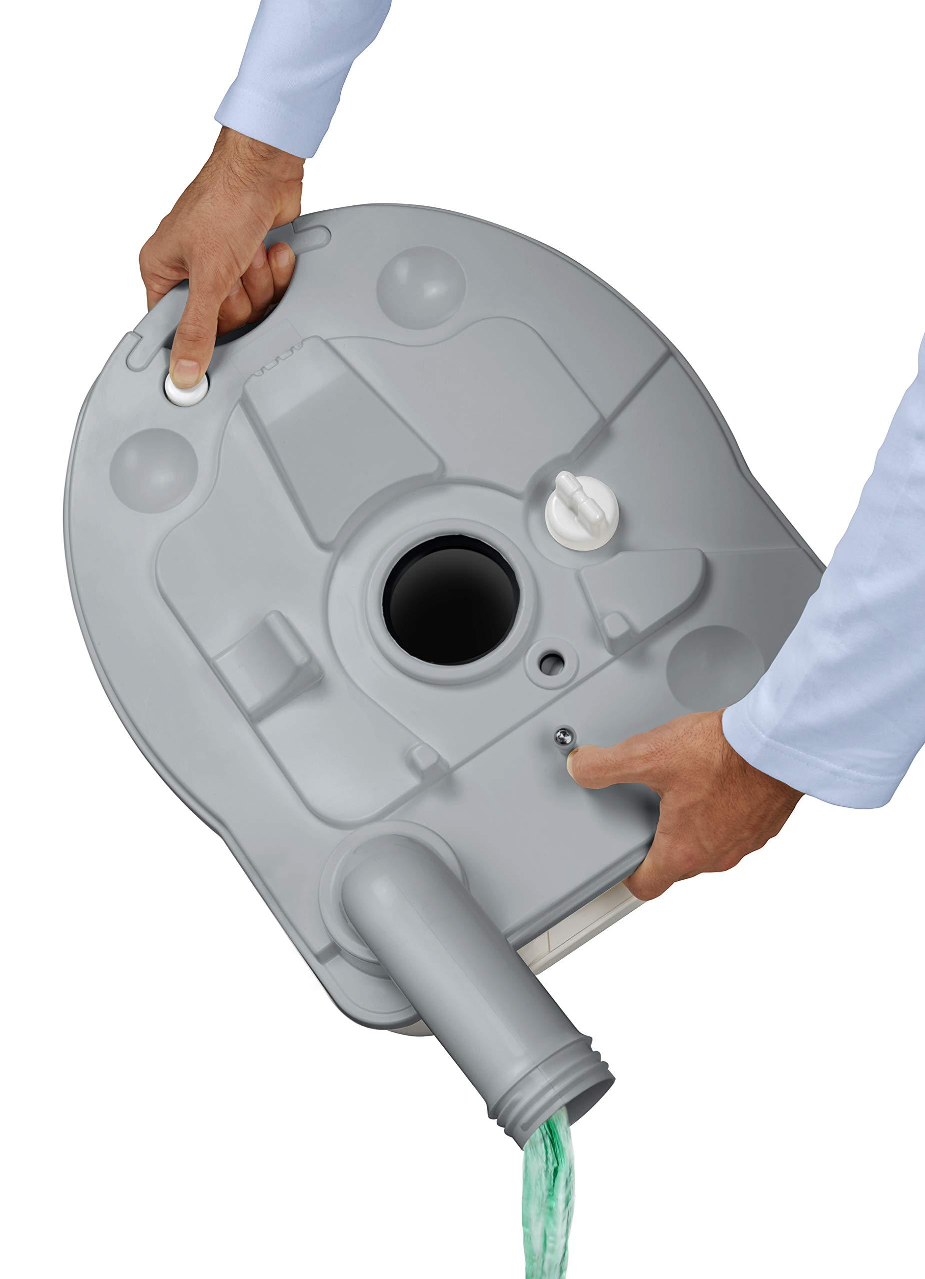 Thetford 92305 Porta Potti 565P Excellence Portable Toilet (Manual), 448 x 388 x 450 mm 16