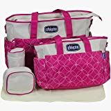 Chicco bag 5 in 1 for diapers and baby supplies