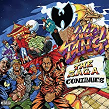 The Saga Continues [Vinyl LP]