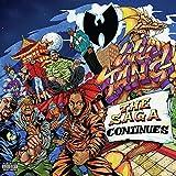 The Saga Continues [Vinyl LP] - Wu Tang Clan