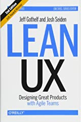 Lean UX, 2e Hardcover