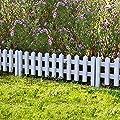 Pötschke Ambiente Beetzaun Eminenz, inkl. Erdspieß von Pötschke Ambiente auf Du und dein Garten
