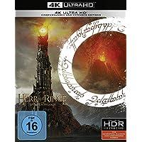 Der Herr der Ringe: Extended Edition Trilogie [4K Ultra HD] [Blu-ray]