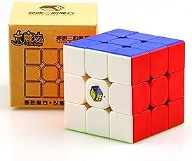Yuxin Little Magic 3x3x3 Cubo magico Speed Cube Cubo magico Twsit Fast Speedly ( senza adesivo )