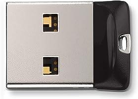 Sandisk SDCZ33 Cruzer Fit USB Flash Bellek, 16 GB
