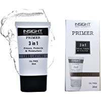 Futureindia Insight Cosmetics 3 In 1 Long-Lasting Primer (Transparent)
