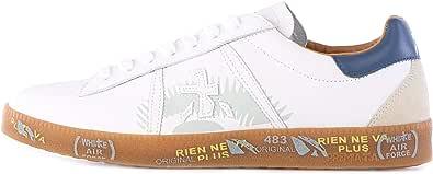 PREMIATA Andy 5138 Sneaker da Uomo in Bianco