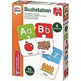 Jumbo Spiele - Uczy się liter – gra edukacyjna dla dzieci – od 3 lat