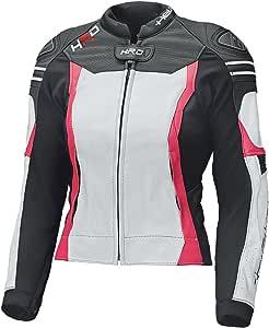 Held Street 3 0 Damen Motorrad Lederjacke Weiß Pink 36 Auto