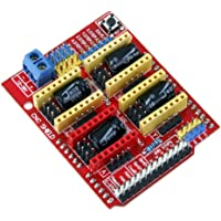 Imported V3 Engraver 3D Printer CNC Shield Expansion Board A4988 Driver