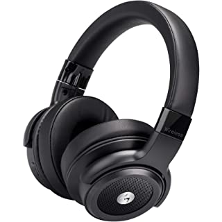Motorola Escape 800 Wireless Active Noise Cancelling Headphones   ANC Bluetooth Headset with Mic, Soft Cushions   HD Sound, D