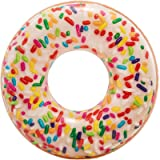 Intex 56263NP Sprinkle Donut Tube Toy, Nylon/A, 39'(99cm x 25cm)
