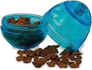 PetSafe Funkitty interaktives Katzenspielzeug für mehr Fitness, für Trockenfutter und Leckerlies, für Katzen und Kätzchen