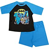 Pijama corto Batman para niños DC Comics