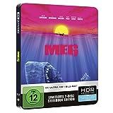 Meg 4K Steelbook (exklusiv bei Amazon.de) [4K Blu-ray]