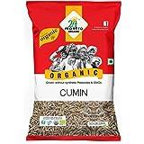 24 Mantra Organic Cumin Seed Organic/ Jeera Whole, 100g