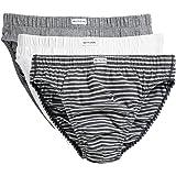 Fruit of the loom briefs 3pack 172206men's underwear/briefs Grey Size: Large
