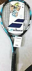 Babolat Eagle Aluminum Tennis Racquet, Youth (Blue)