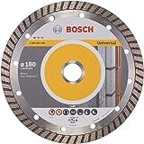 Bosch 2608602396 Disque à tronçonner diamanté Standard for Universal Turbo 180 x 22,23 x 2,5 x 10 mm Pack de 1