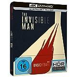 Der Unsichtbare - Limitiertes Steelbook (+ Blu-ray) [4K Blu-ray]