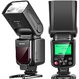 Neewer 750II TTL Flash Speedlite para Nikon D7200 D7100 D7000 D5500 D5300 D5200 D5100 D5000 D3300 D3200 D3100 D3000 D700 D600