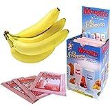 Frappè MORETTO - gusto BANANA - 1 scatola con 12 bustine monodose da 25 g