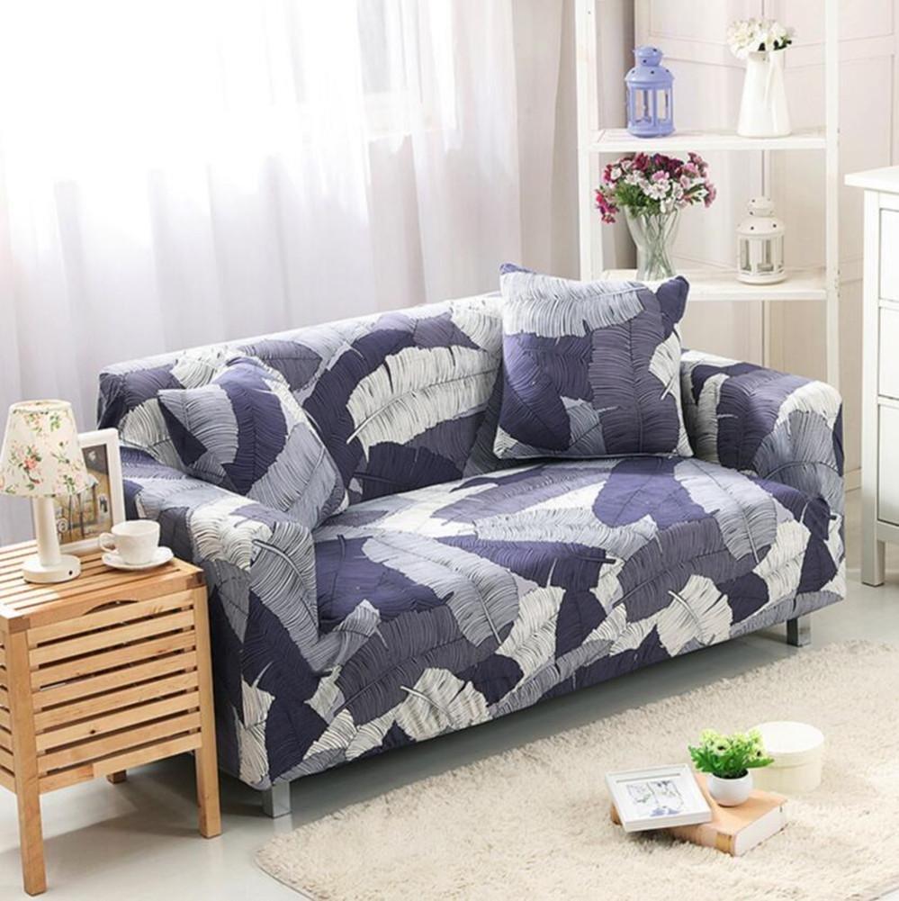 slipcovers Sofa Tight Wrap All-inclusive Slip-resistant elastico completo di divano coprifono 1/2/3