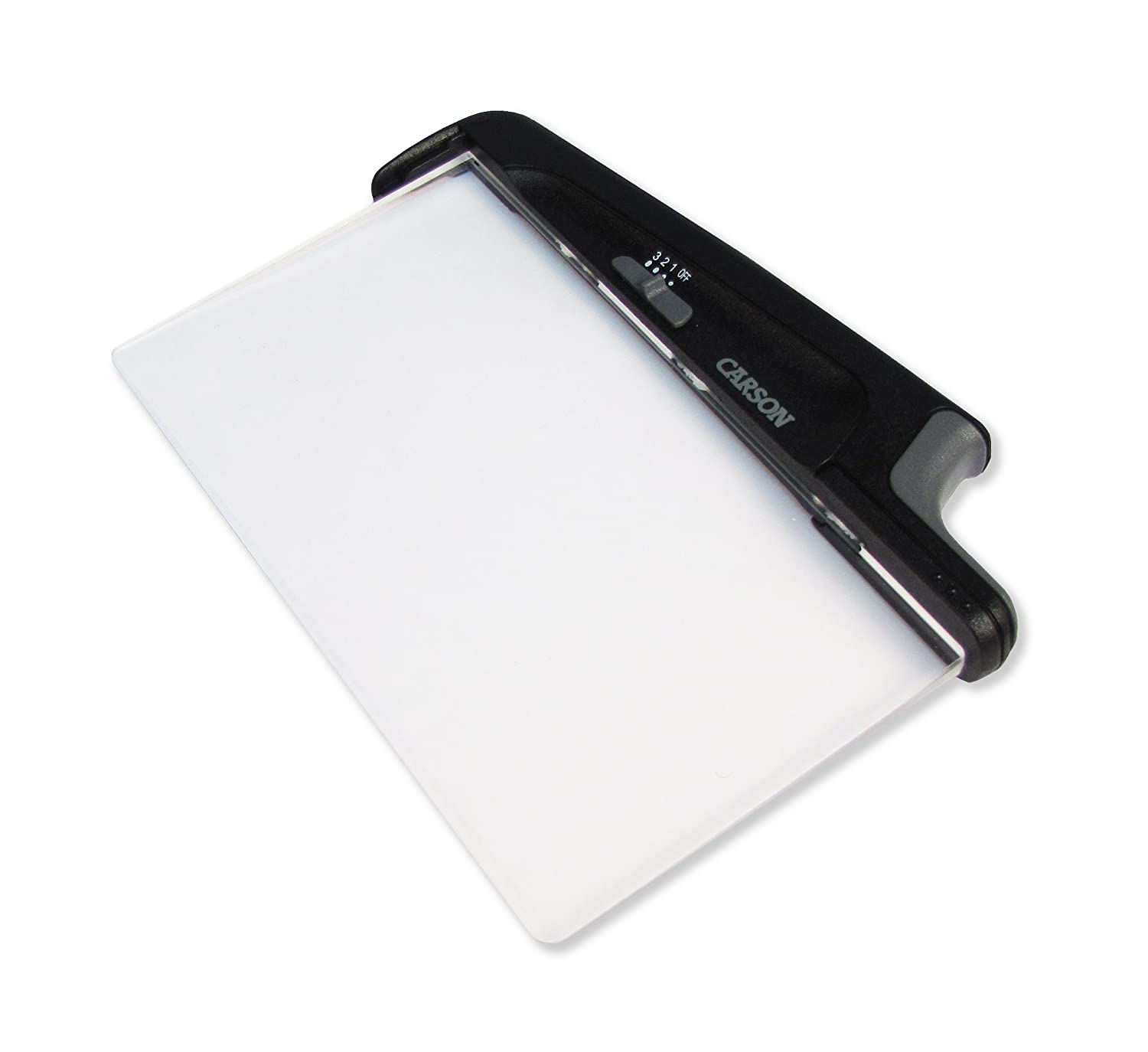 carson pageglow rechargeable led lighted paper back