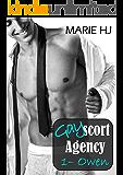 Gayscort Agency 1-Owen (French Edition)