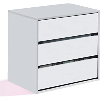 4dfb5da27b4 Wardrobe Storage INSTERT Container Chest of Drawers Organizer Small ...