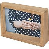 UMBRA Edge Frame. Cadre photo Edge, en bois, pour 1 photo de 10x15cm. Coloris bois naturel.