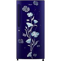 Haier 195 L 3 Star Direct-Cool Single Door Refrigerator (HRD-1953CMF-E, Marine Freesia)