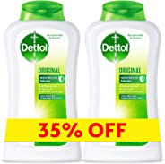 Dettol Original Anti-Bacterial Body Wash 250ml Twin Pack At 35% Off