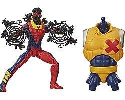 """Hasbro Marvel Legends Series Collection 6"""" Marvel's Sunspot Action Figure Toy Premium Design en 2 accessoires"""