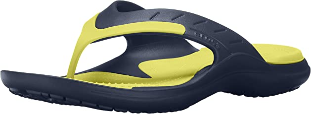 crocs Unisex Modi Sport Flip Flops Thong Sandals