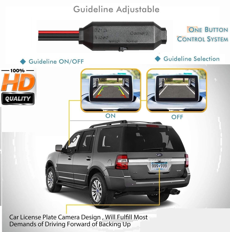 Fahrzeugspezifische-Einparkhilfe-Kamera-integriert-in-Kofferraum-Griff-CCD-Nachtsicht-Rckfahrkamera-fr-BMW-3er-F30-5er-F10-F11-X3-F25-BMW-320Li530i328i535Li520Li