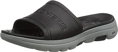 Skechers Men's Go Walk 5 Surfs Out Slide Sandal